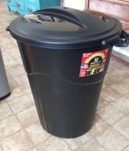 DIY Compost bin in 10 minutes and $10