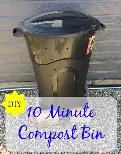 10 Minute Compost Bin