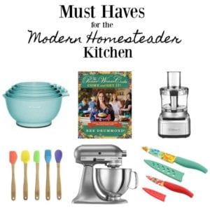 Gift guide for modern homestead