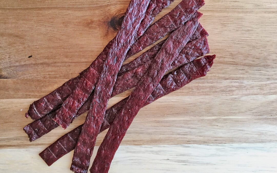 How to make waterfowl jerky (duck/goose)
