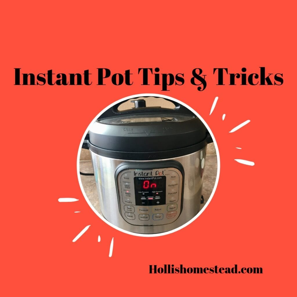 7 Instant Pot Tips & Tricks for beginners