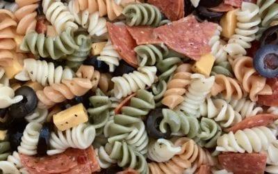 Instant Pot Pasta Salad