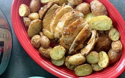 Instant Pot Cajun Turkey Breast