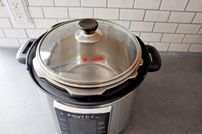 Instant Pot Lid accessories
