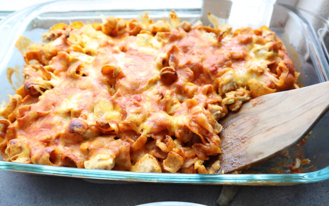 Frito Chicken Casserole