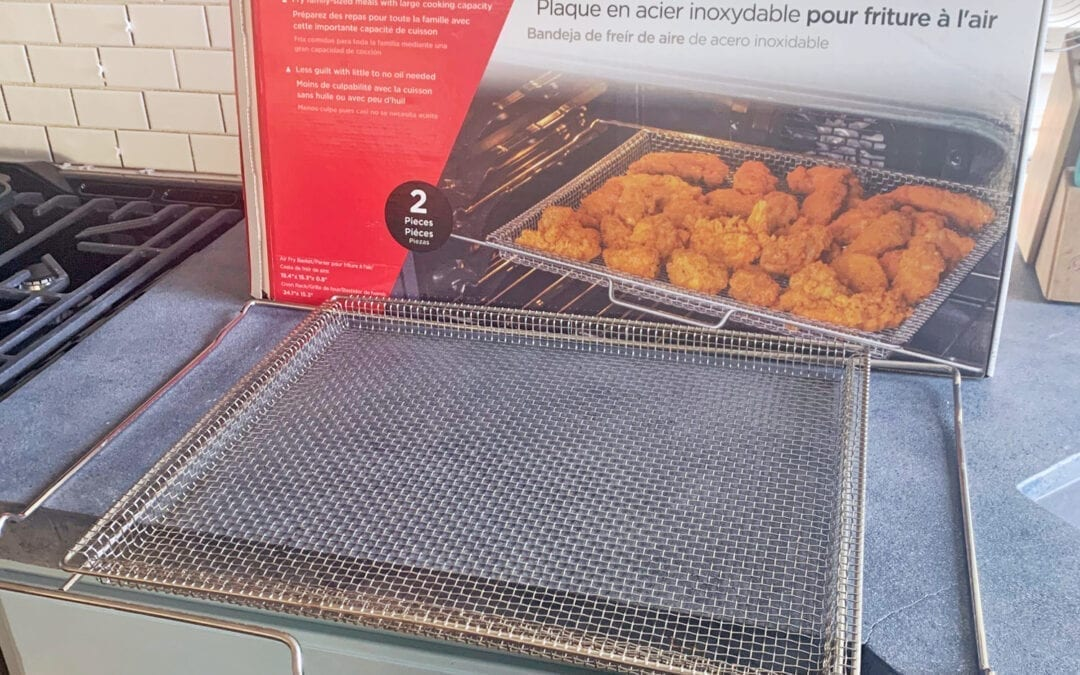 Frigidaire ReadyCook Air Fry Tray Review
