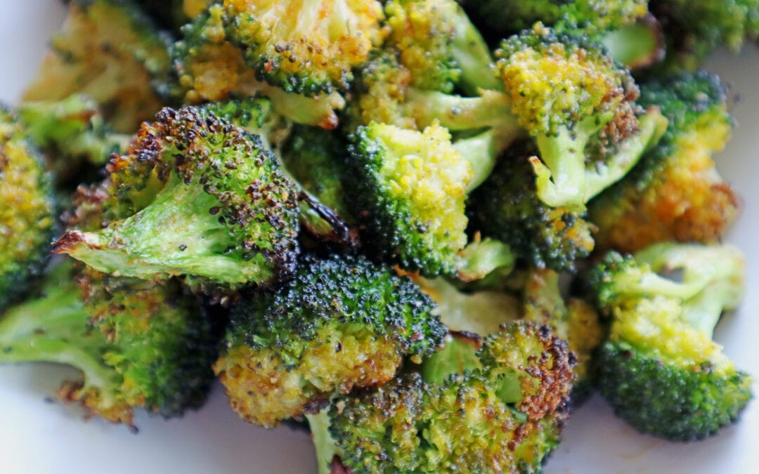 Frigidaire Air Fry Oven Broccoli Recipe