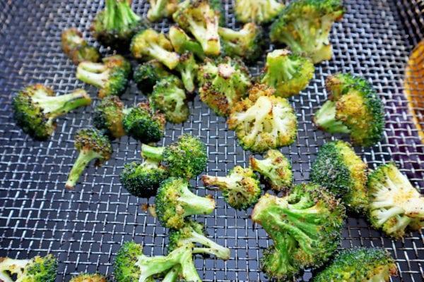 Frigidaire Air Fry Range Broccoli