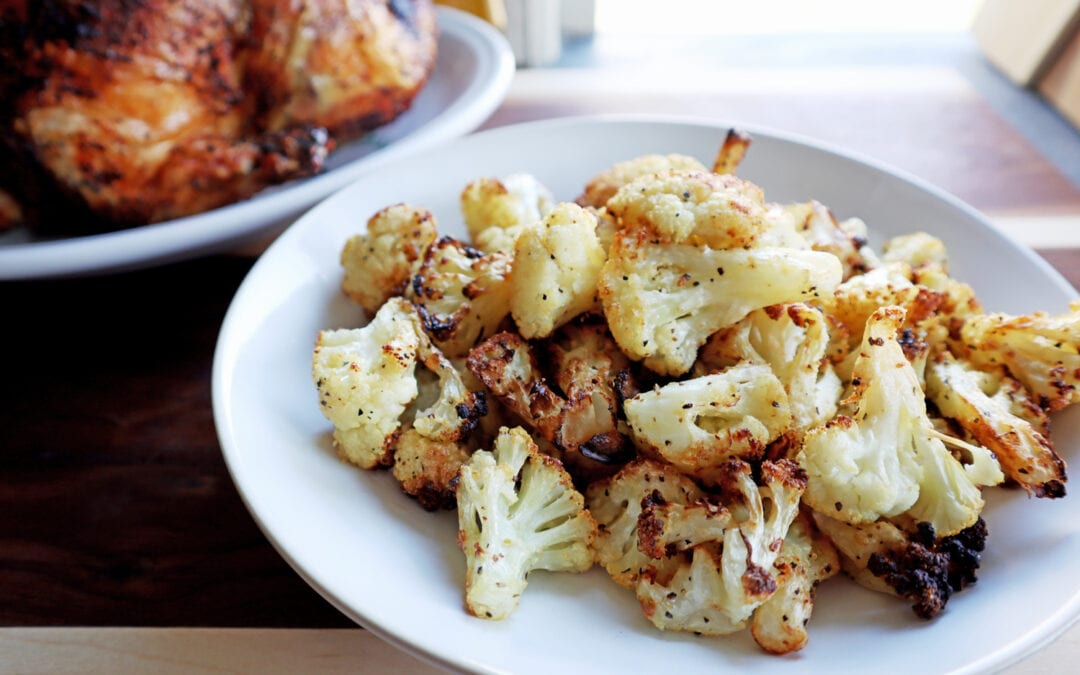 Frigidaire Air Fried Cauliflower