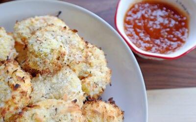 Frigidaire Air Fry Coconut Shrimp (gluten-free)