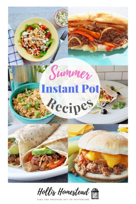 9 Summer recipes for the Instant Pot
